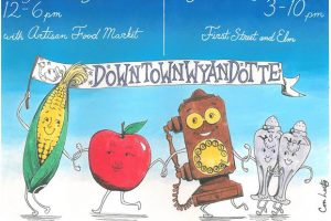 Farmers Market Friday, June 1st 12PM – 6PM