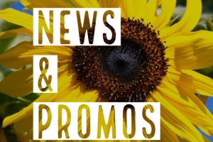 August News & Promos